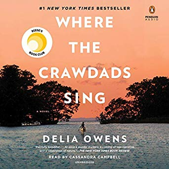 Where the Crawdads Sing Audiobook
