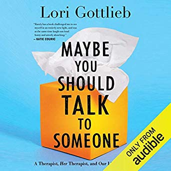 Maybe You Should Talk to Someone Audiobook