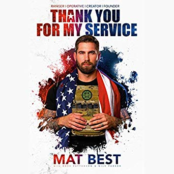 Thank You for My Service Audiobook