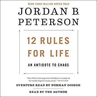 12 Rules for Life Audiobook
