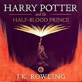 Harry Potter and the Half-Blood Prince Audiobook
