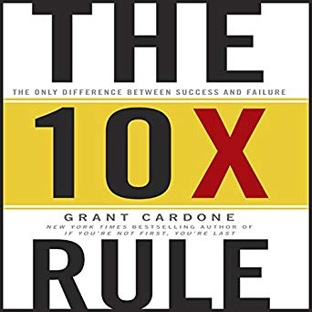 The 10X Rule Audiobook