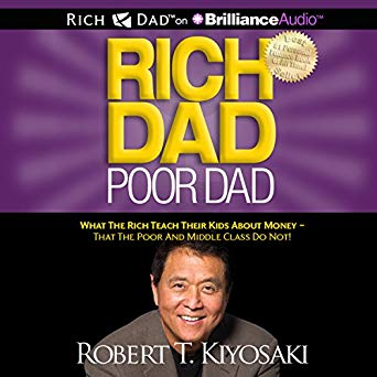 Rich Dad Poor Dad Audiobook