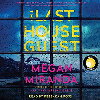The Last House Guest Audiobook