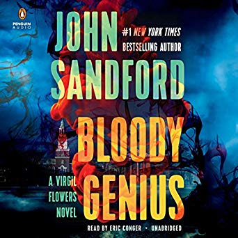 Bloody Genius Audiobook