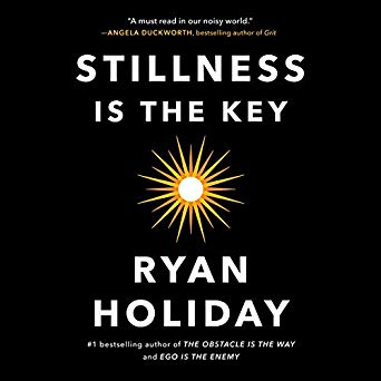 Stillness Is the Key Audiobook
