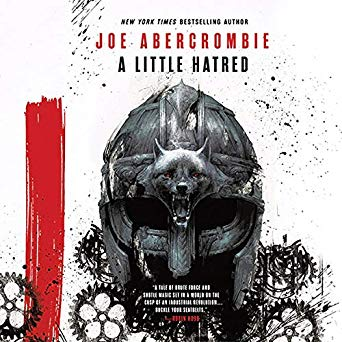 A Little Hatred Audiobook