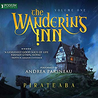 The Wandering Inn Audiobook