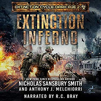 Extinction Inferno Audiobook