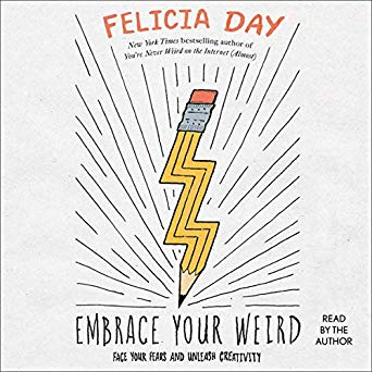 Embrace Your Weird Audiobook