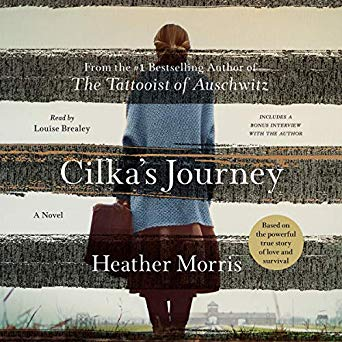 Cilka's Journey Audiobook