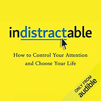 Indistractable Audiobook