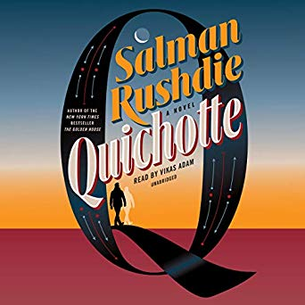 Quichotte Audiobook
