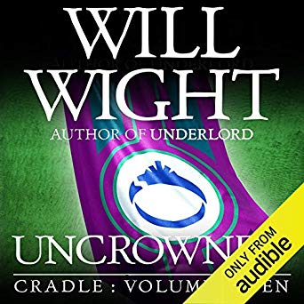 Uncrowned Audiobook