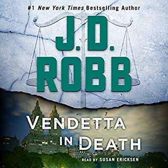 Vendetta in Death Audiobook