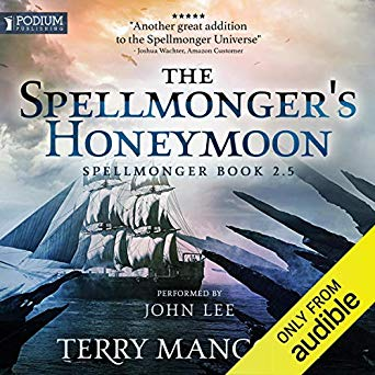 The Spellmonger's Honeymoon Audiobook