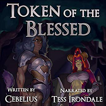 Token of the Blessed Audiobook