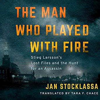 The Man Who Played with Fire Audiobook