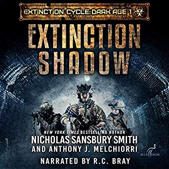Extinction Shadow Audiobook