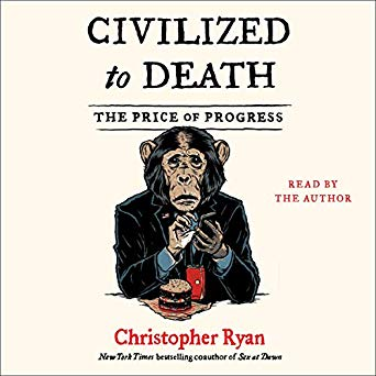 Civilized to Death Audiobook
