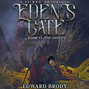 Eden's Gate Audiobook