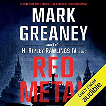 Red Metal Audiobook