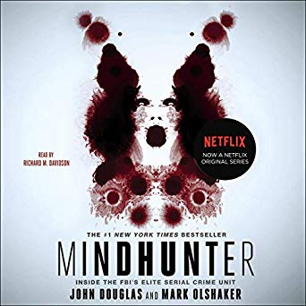 Mindhunter Audiobook
